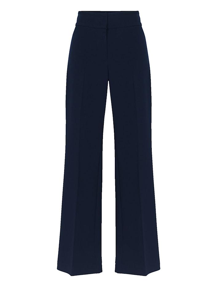 Artigiano Pantalon effet modelant, Marine