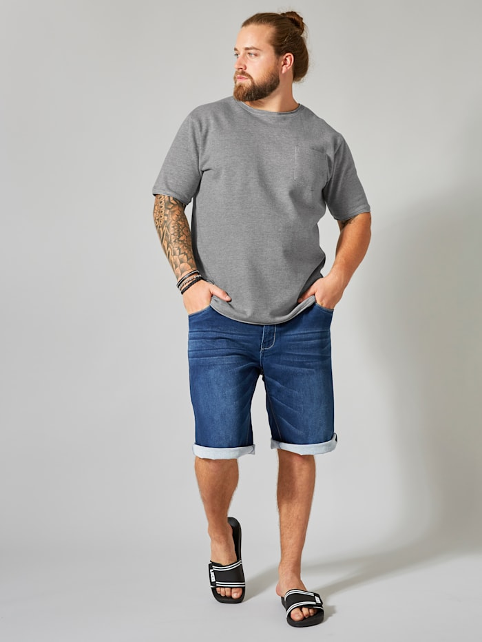 Kurzarmsweatshirt