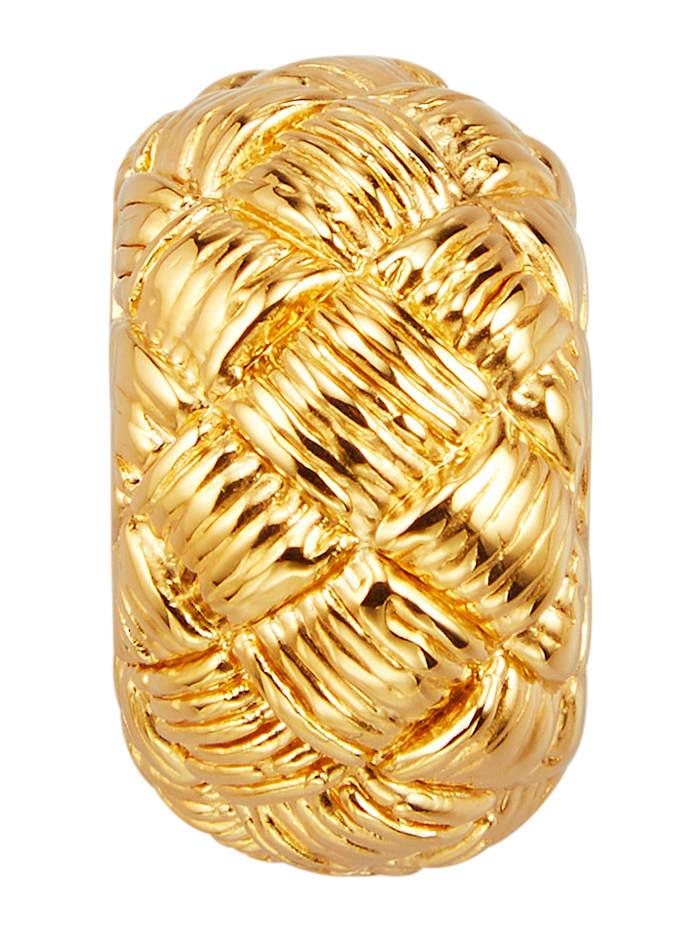 Diemer Gold Anhänger in Gelbgold 750, Gelbgoldfarben