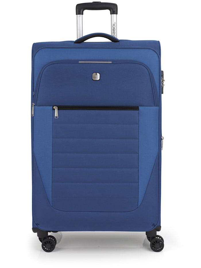 Gabol Sky 4-Rollen Trolley 80 cm, blau