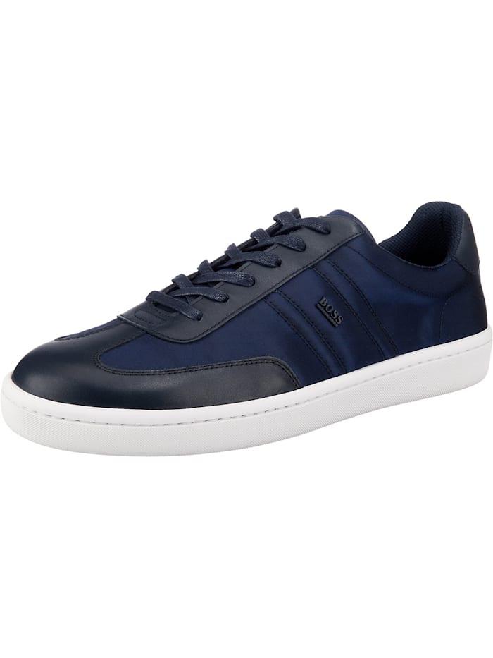 BOSS Ribeira_tenn_nylt Sneakers Low, dunkelblau