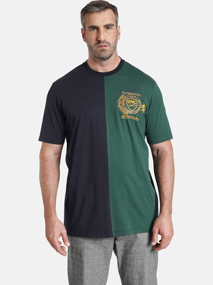 Charles Colby Charles Colby T-Shirt EARL VERNON, dunkelblau