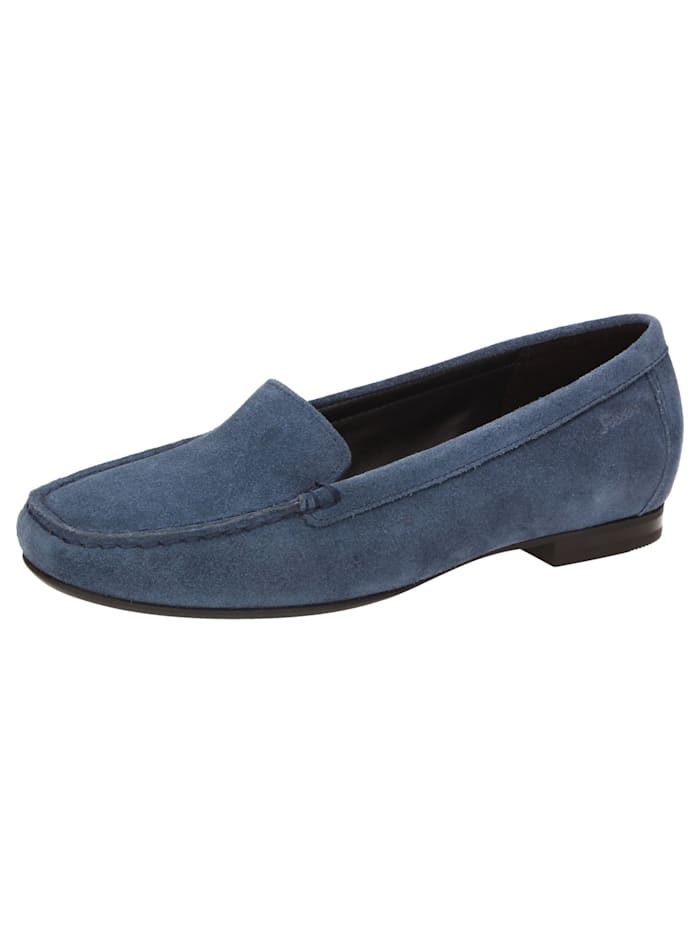 Sioux Slipper Zalla, blau