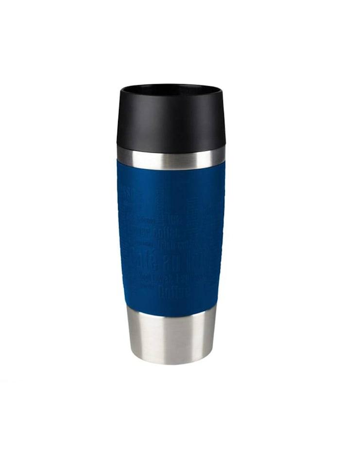 EMSA Isolierbecher Travel Mug, Blau