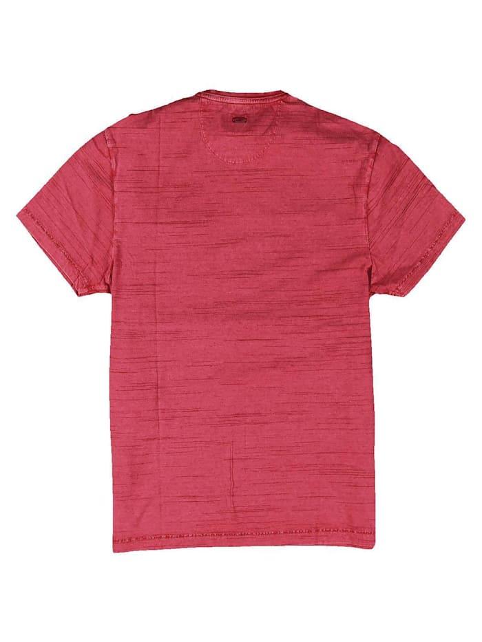 T-Shirt Rundhals gestreift