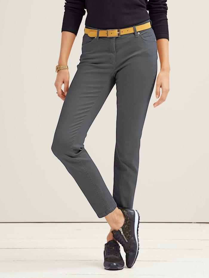 Toni Jeans colored denim, Grau