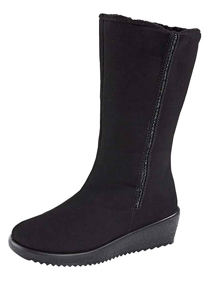 Florett Bottines, Noir