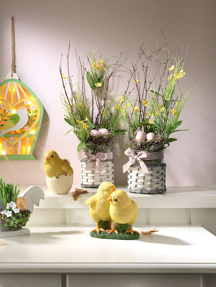 Dekorácia s vajíčkami