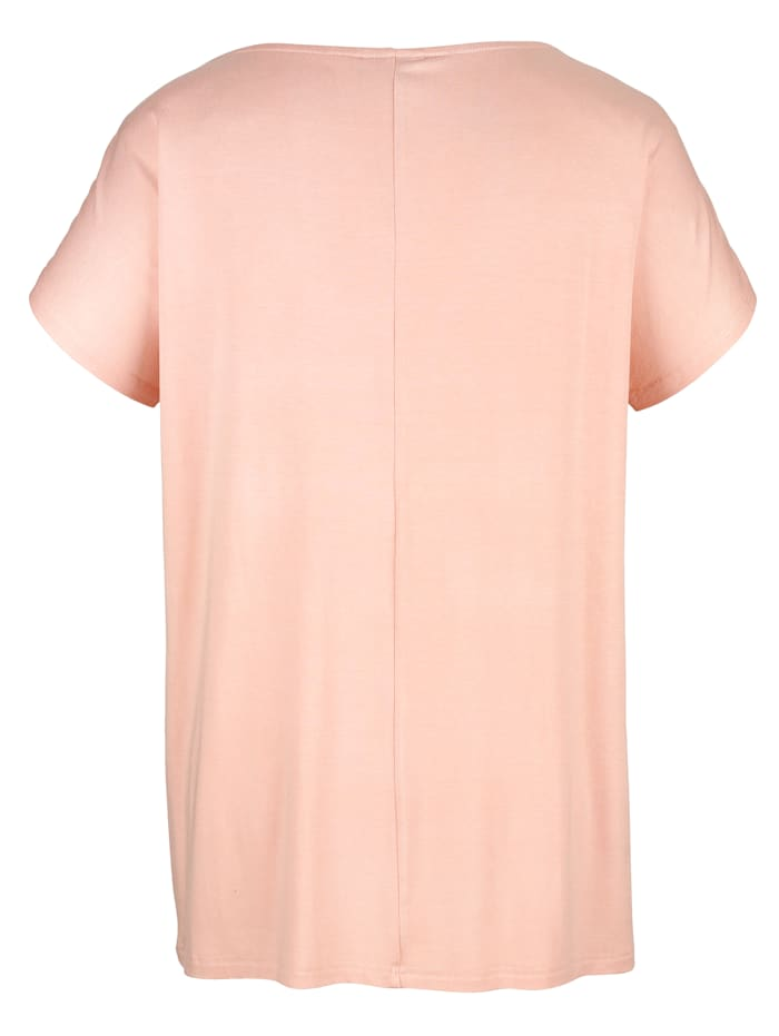 Shirt met bloemendessin
