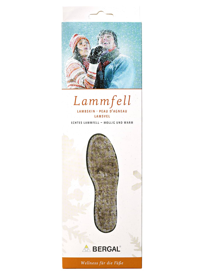 Lambskin Insoles