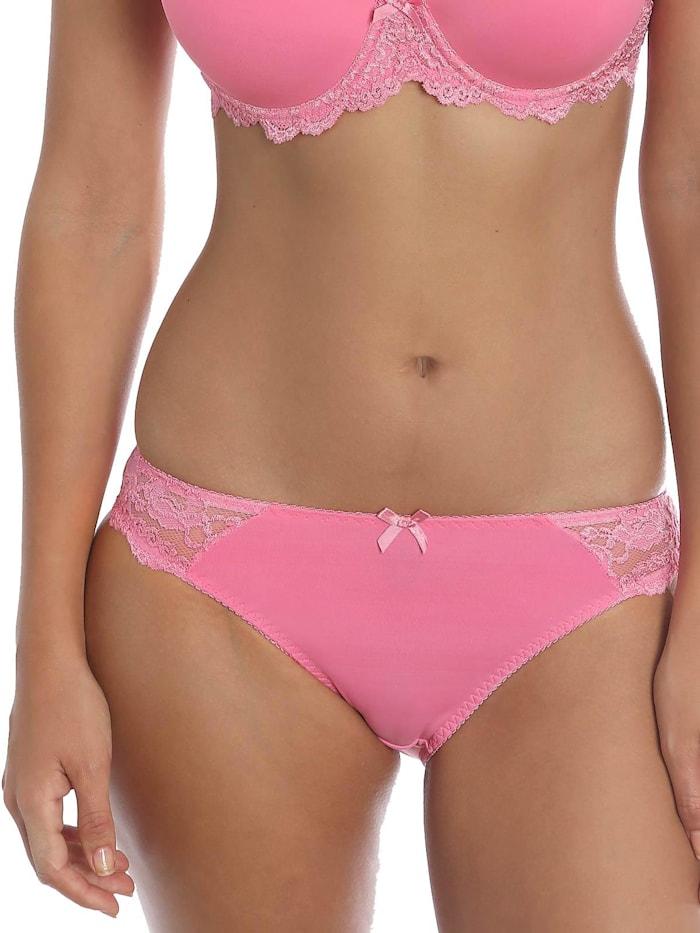 sassa Damen Slip  CLASSIC LACE, pink