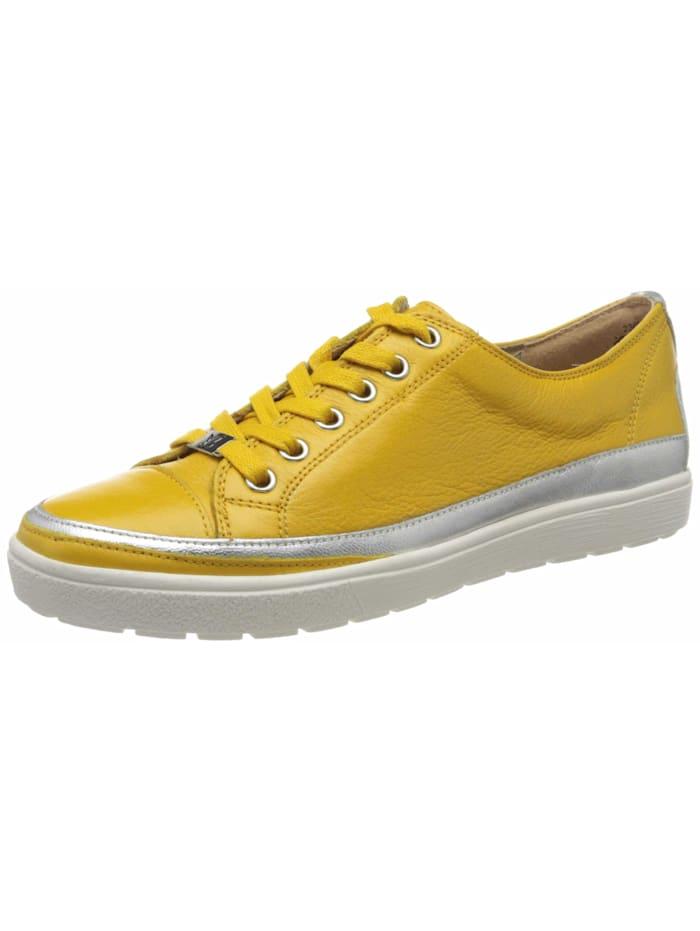 Caprice Sneakers, gelb