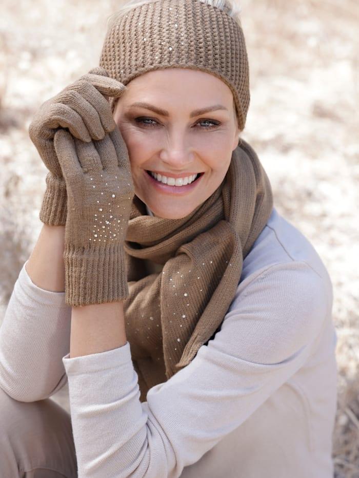 MONA Handschoenen, Beige