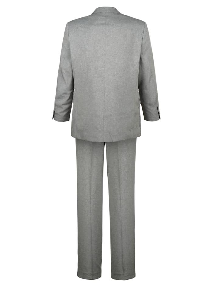 Anzug - 4tlg. mit 2 Hosen, 1 Wendeweste