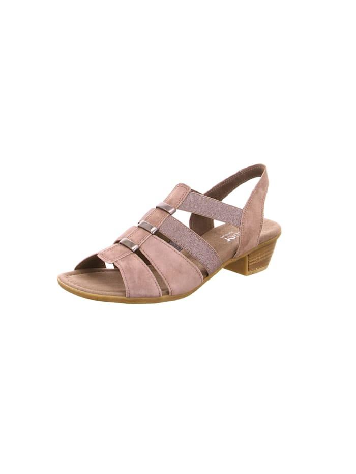 Gabor Sandalen/Sandaletten, grau
