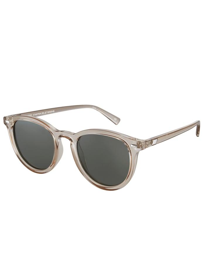 Le Specs Sonnenbrille, hellgrau