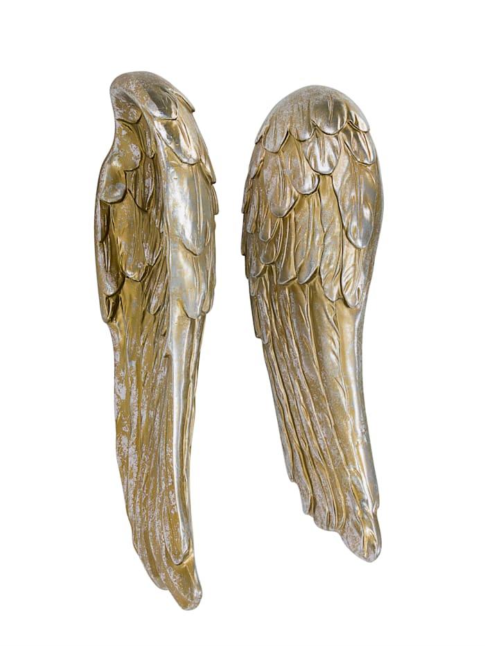 Wand-Deko, Flügel