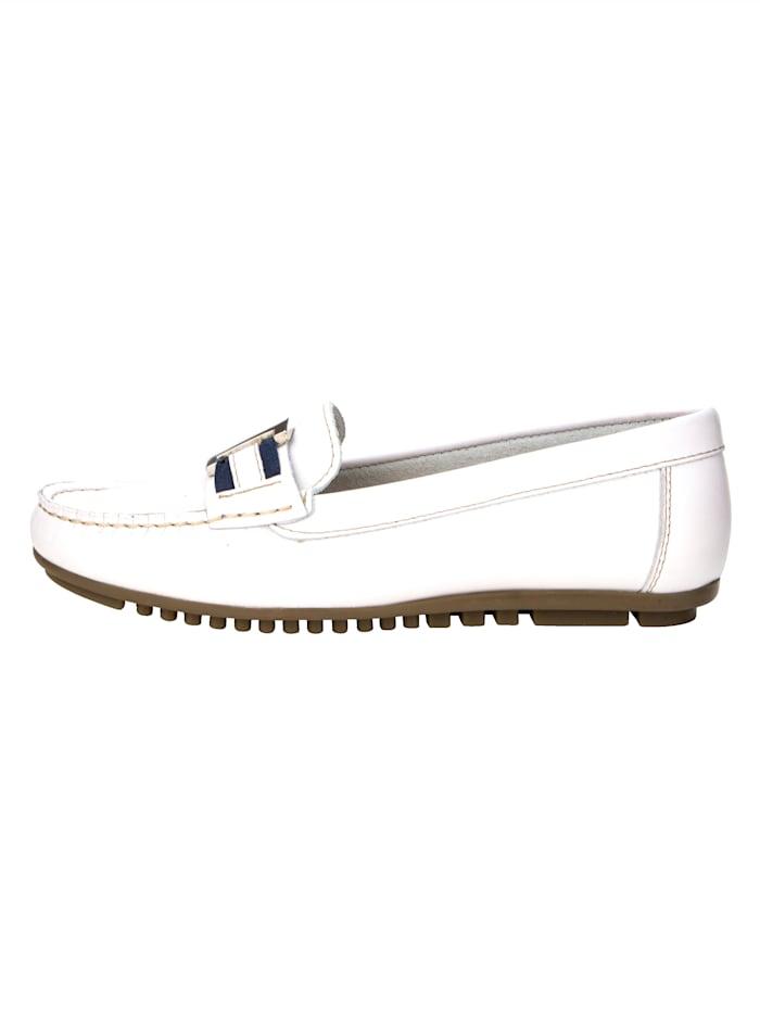 Loafers med eleganta detaljer