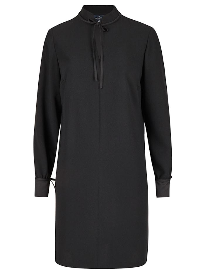 Daniel Hechter Elegantes Kleid mit vielen Details, black