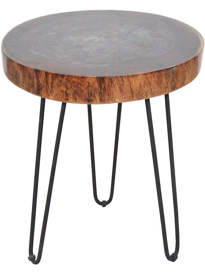 Möbel-Direkt-Online Beistelltisch Marco, braun