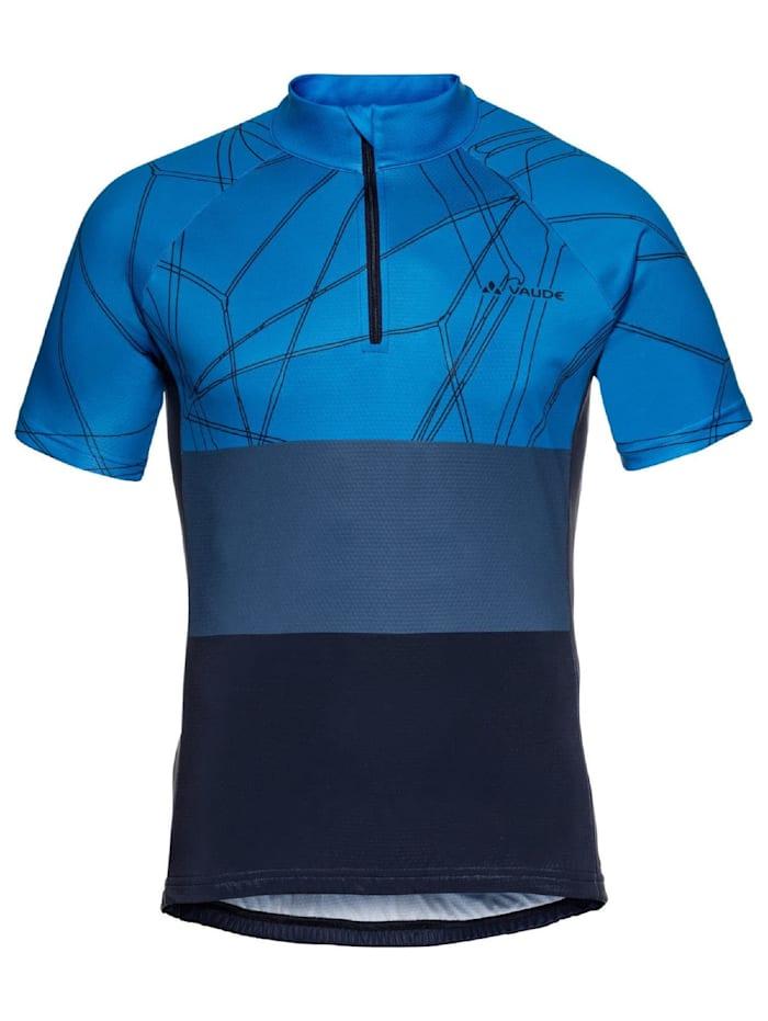 Vaude Vaude T-Shirt Dafaro Tricot, Blau