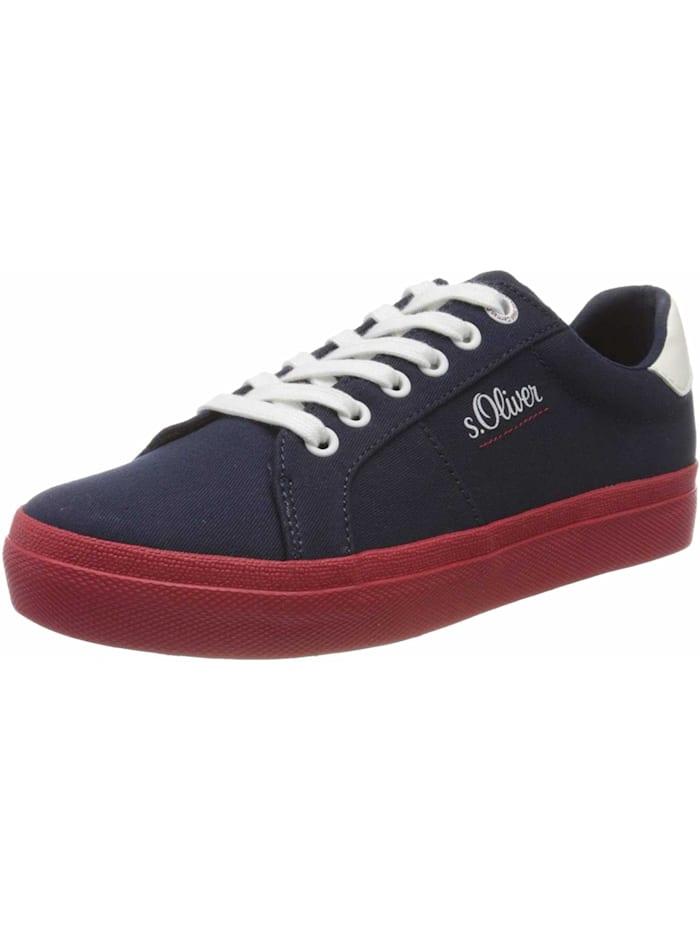 s.Oliver Sneakers, blau