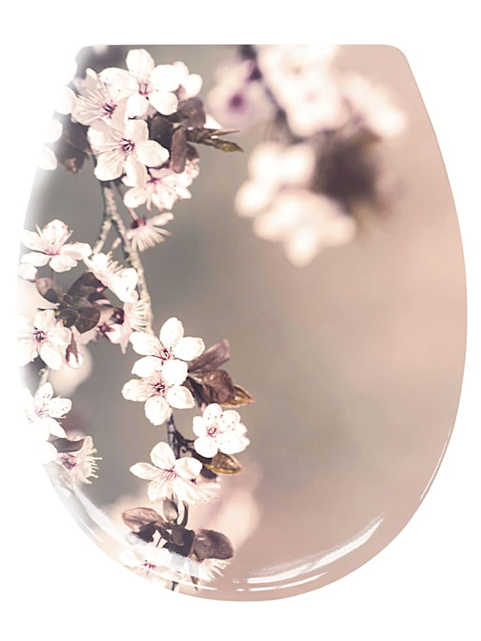 Kleine Wolke Siège WC, Blossom, Multicolore