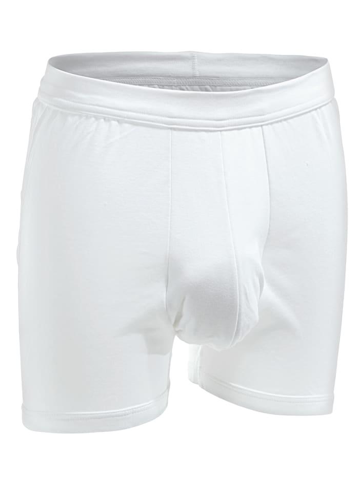 Mediset Incontinentieslip voor heren, wit