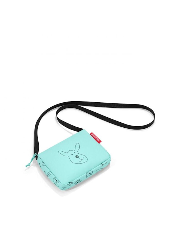 Reisenthel Umhängetasche itbag kids, cats and dogs mint