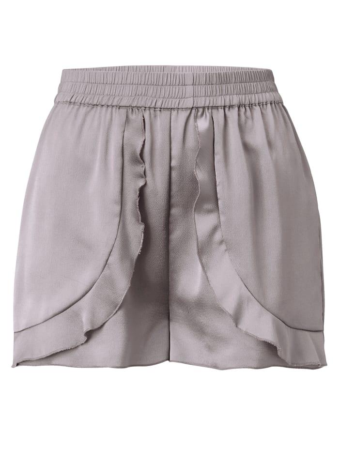 SIENNA Shorts, Hellgrau