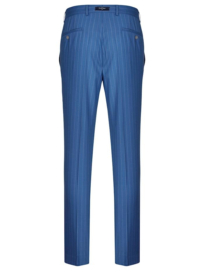 Edle Anzug-Hose in angesagter Streifen-Optik