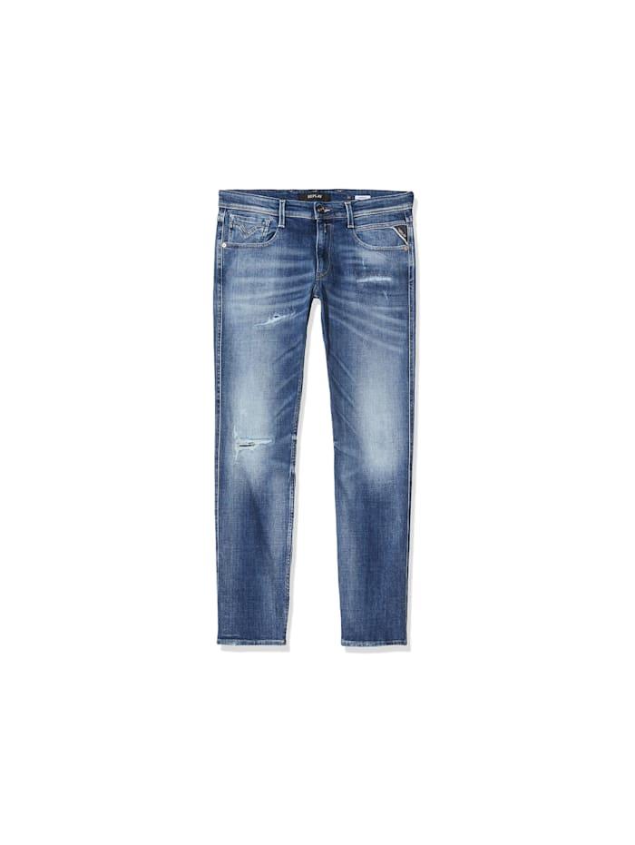 REPLAY Straight Leg Jeans, uni