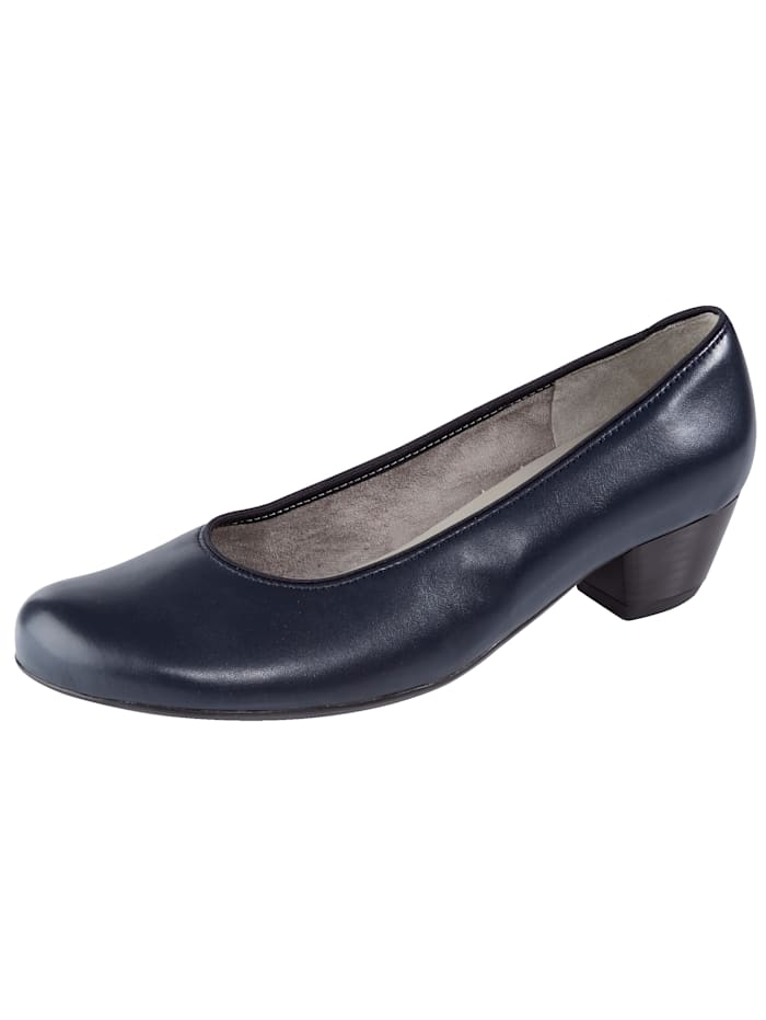 Jenny Pumps, Marineblau