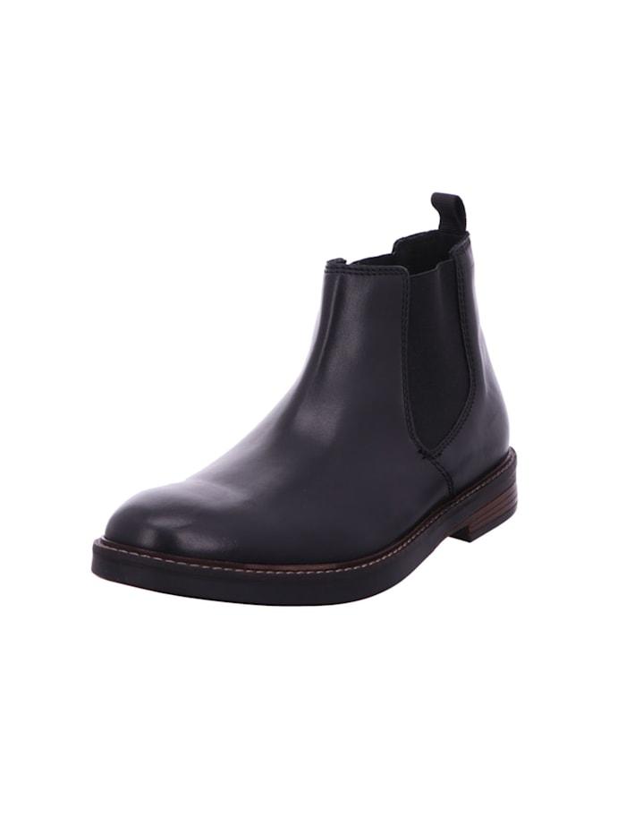 Clarks Stiefel Stiefel, schwarz