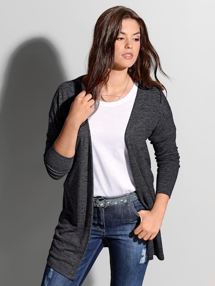 Angel of Style Vest, Antraciet