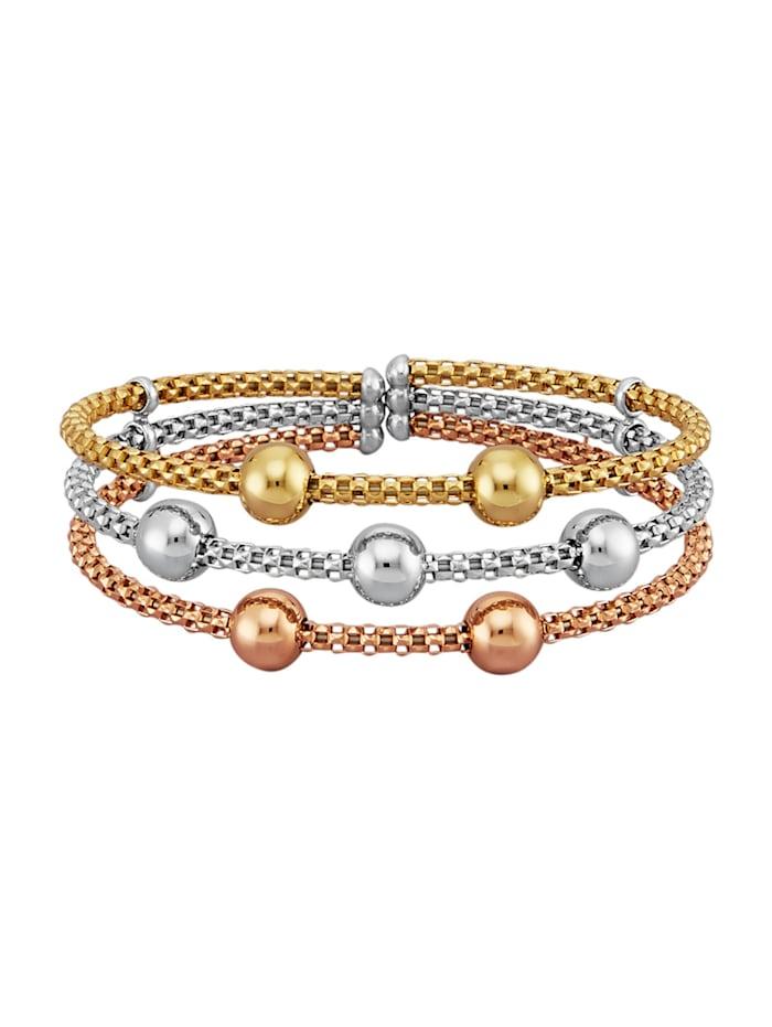 Amara Highlights Bracelet Tricolore, Multicolore