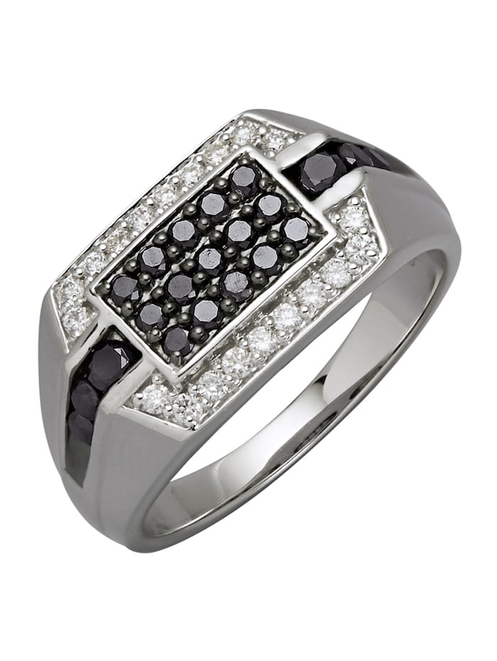 Diemer Diamant Herenring, Wit