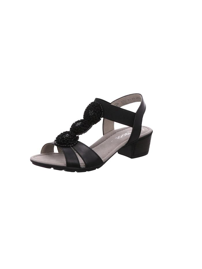 Gabor Sandale Sandale, schwarz