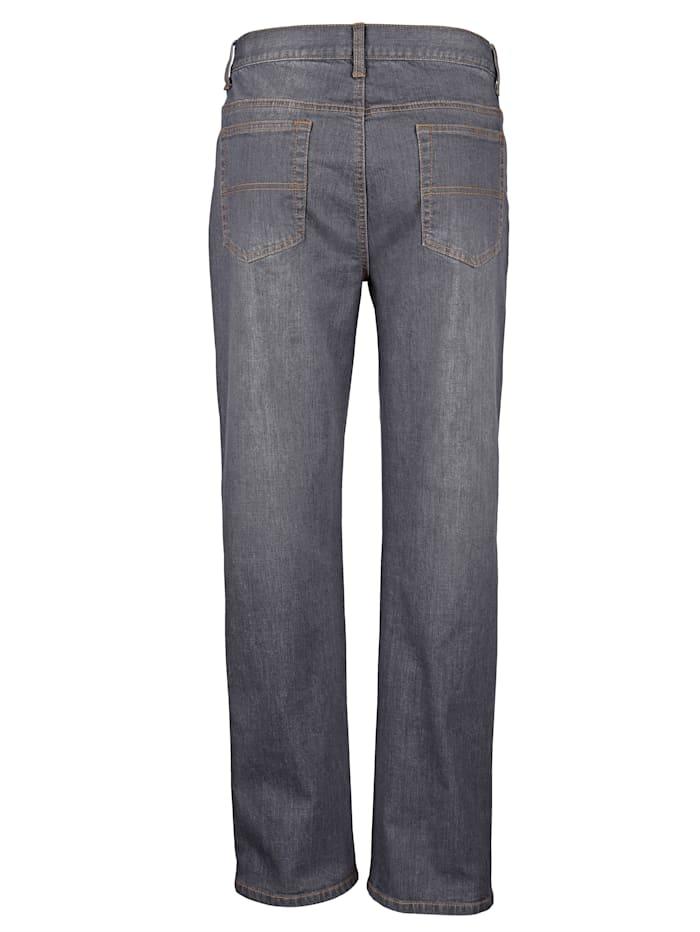 Jean 5 poches matière stretch