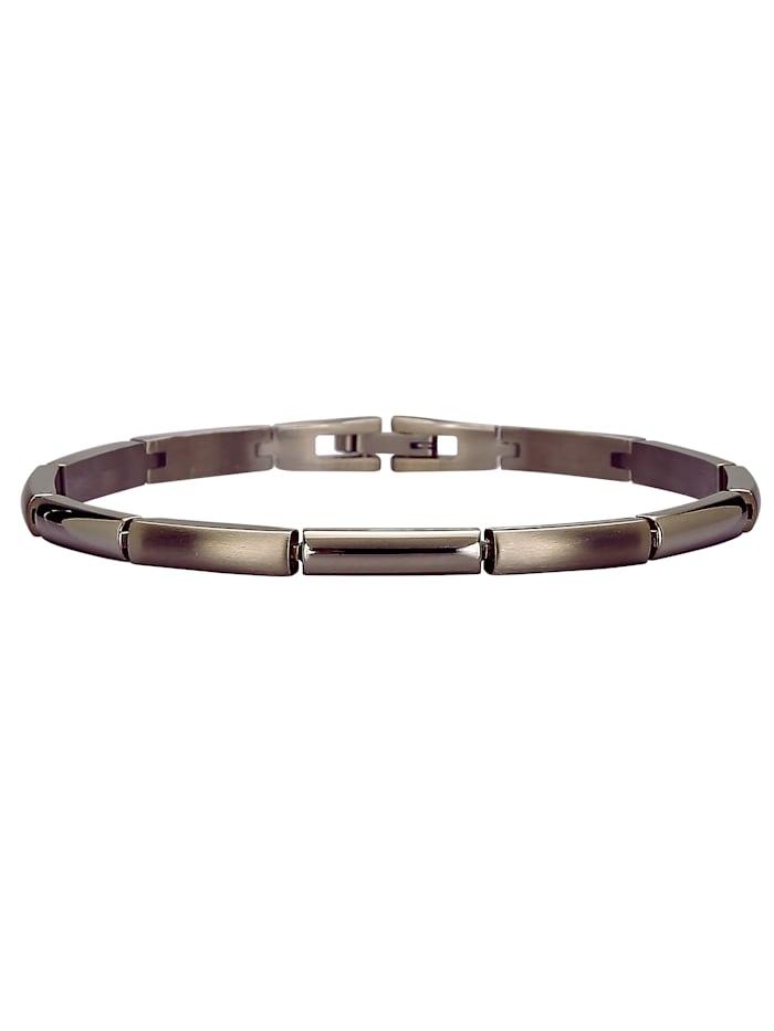 Bracelet en titane, Gris