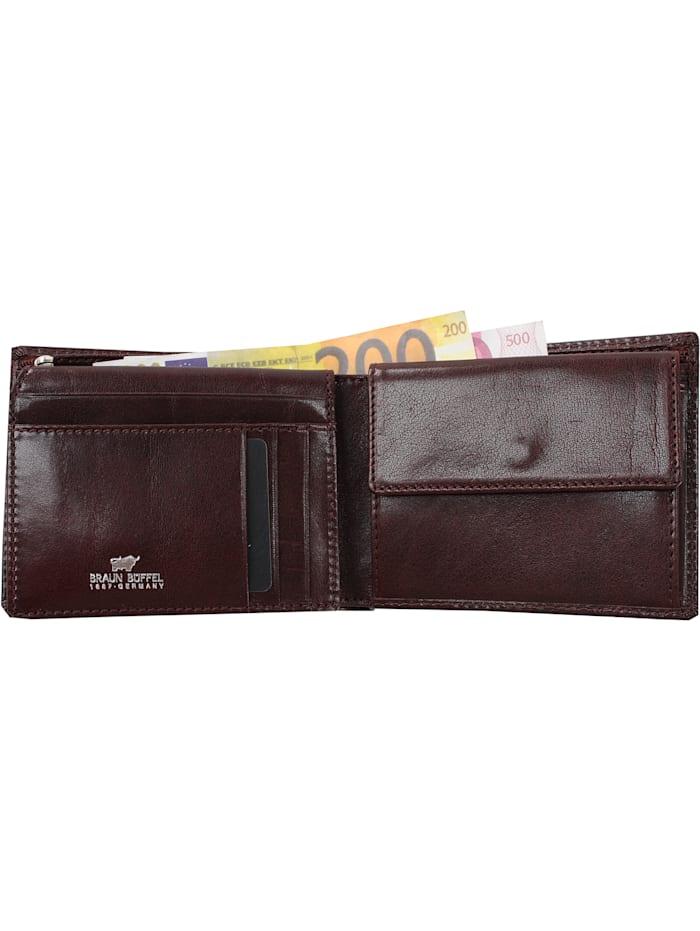 Basic Geldbörse XI Leder 12,5 cm