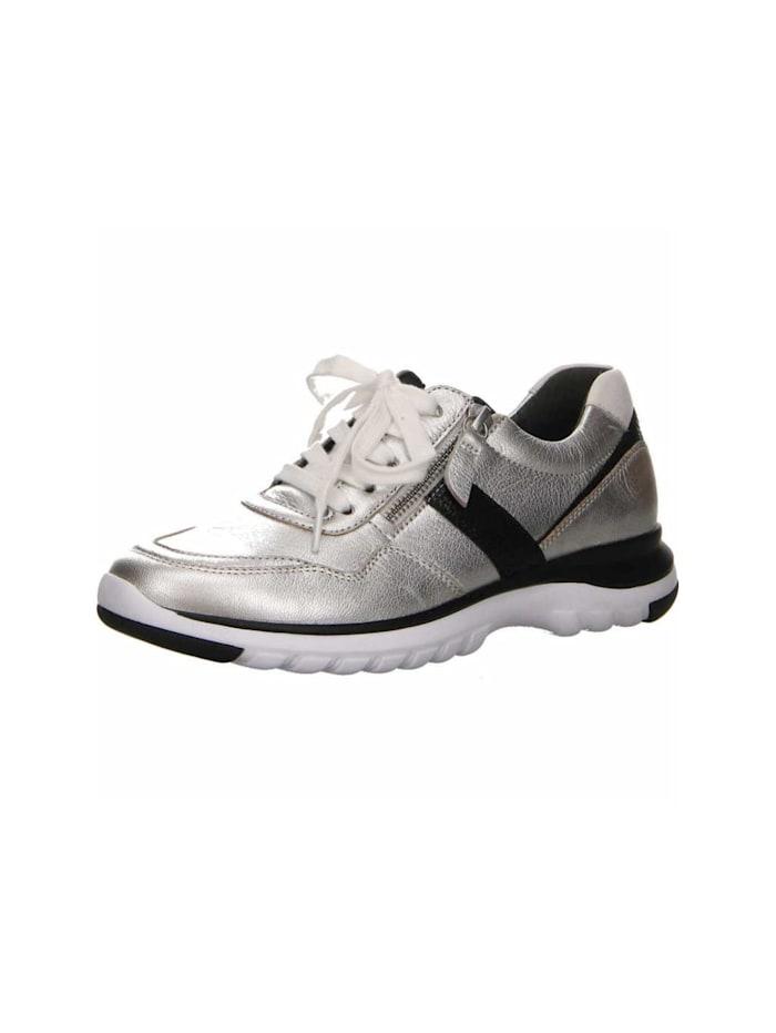 Gabor Sneakers, silber