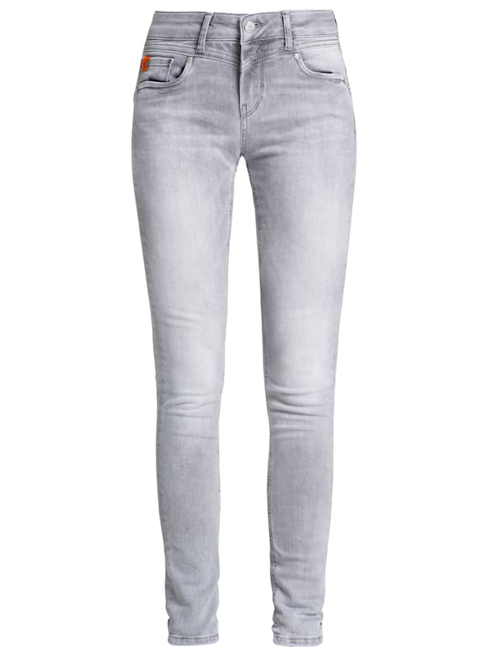 Miracle of Denim Jeans Ellen Skinny, grau