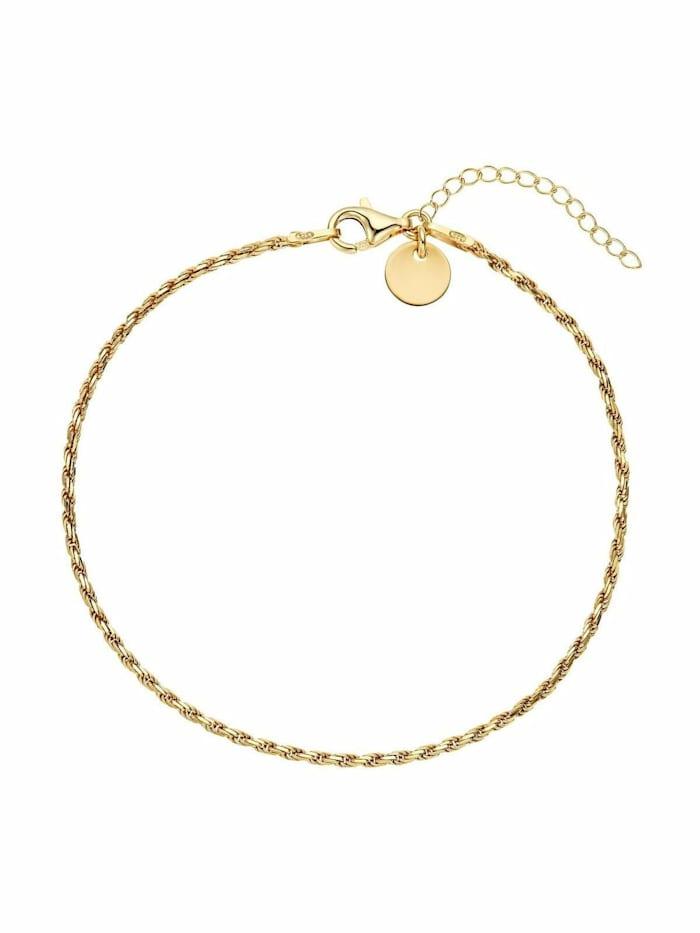 Noelani Armband für Damen, Sterling Silber 925, Gold