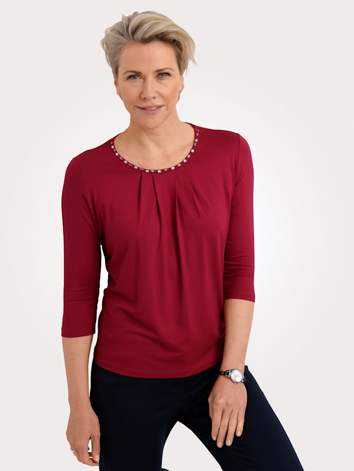 MONA Top in a double pack deal, Berry