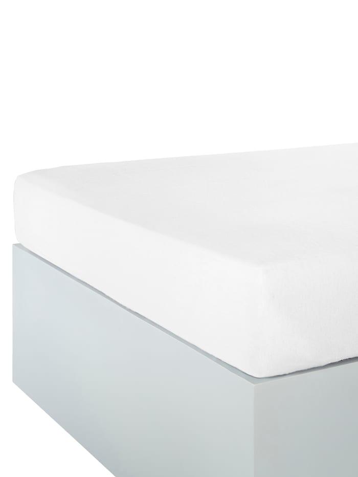 Webschatz Posteľná plachta, 2 ks, biela