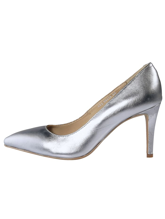 Pumps in eleganter, spitzer Silhouette