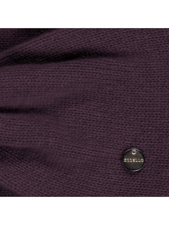 Premium Stirnband aus reinem Kaschmir