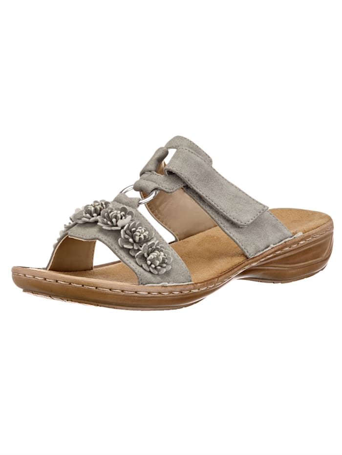 Rieker Mules, Taupe