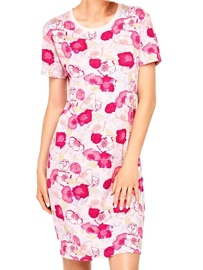 Cybèle Nachthemd, Rosétöne